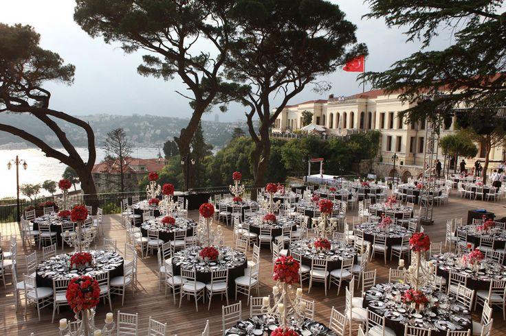 Adile Sultan Sarayı - İstanbul Tarihi Düğün Mekanları