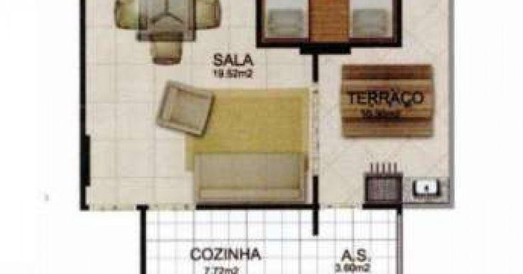 Plaza Imóveis - Apartamento para Venda em Praia Grande