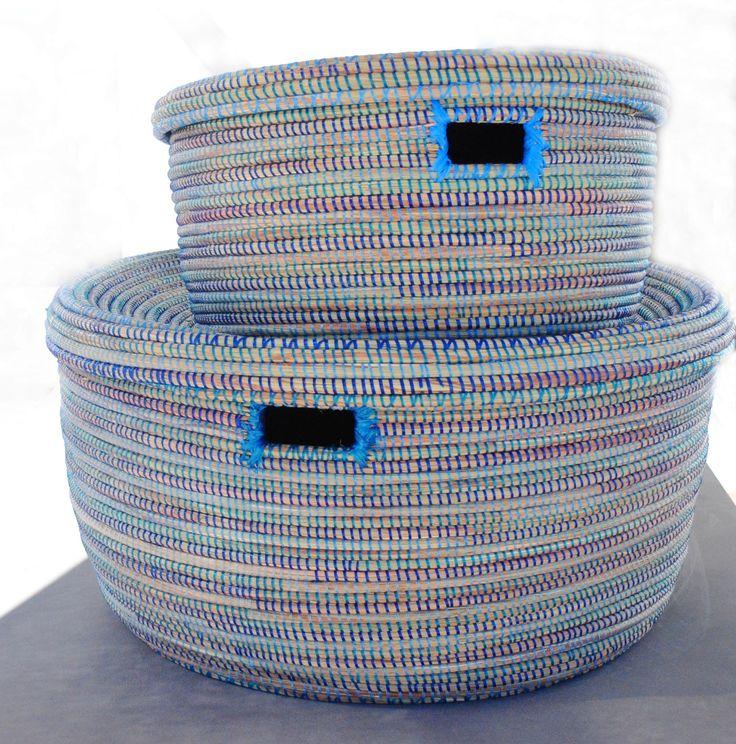 handmade basket cases