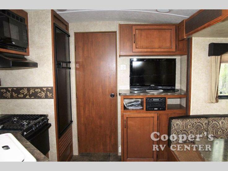 Used 2013 Keystone RV Premier Ultra Lite 19FBPR Travel Trailer at Cooper's RV Center, Inc.   Murrysville, PA   #U9620