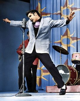 Elvis Presley on The Milton Berle Show, June 5, 1956