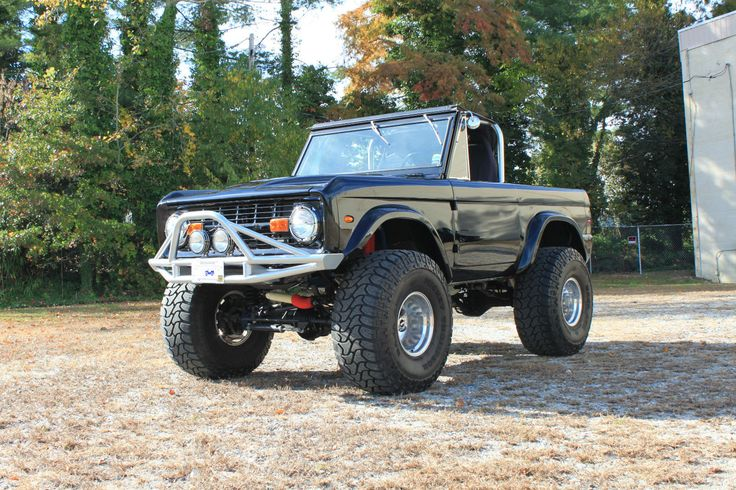 Ford Bronco 1977 Ford Bronco Lifted Custom | eBay