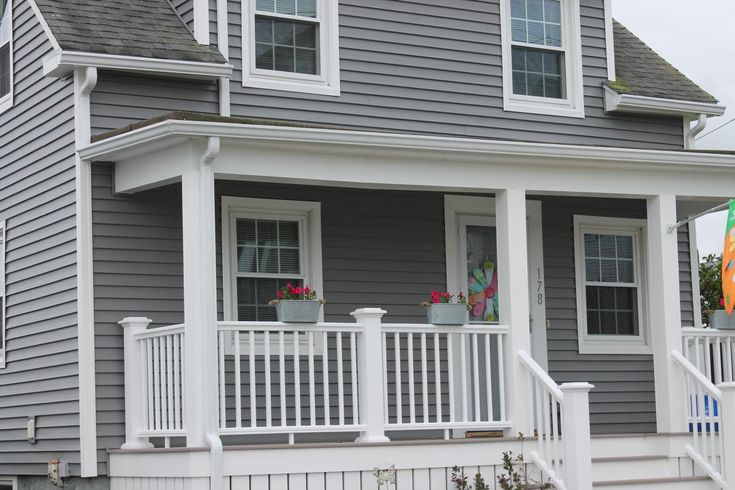 195 best images about vinyl siding southeastern ma rhode for Harvey siding colors
