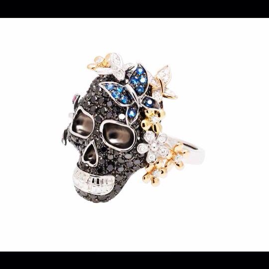 Pippo Perez skull