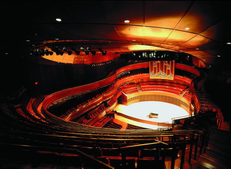 Kimmel Center for the Performing Arts | Rafael Viñoly Architects | Verizon Hall. Photo: Jeff Goldberg / Esto
