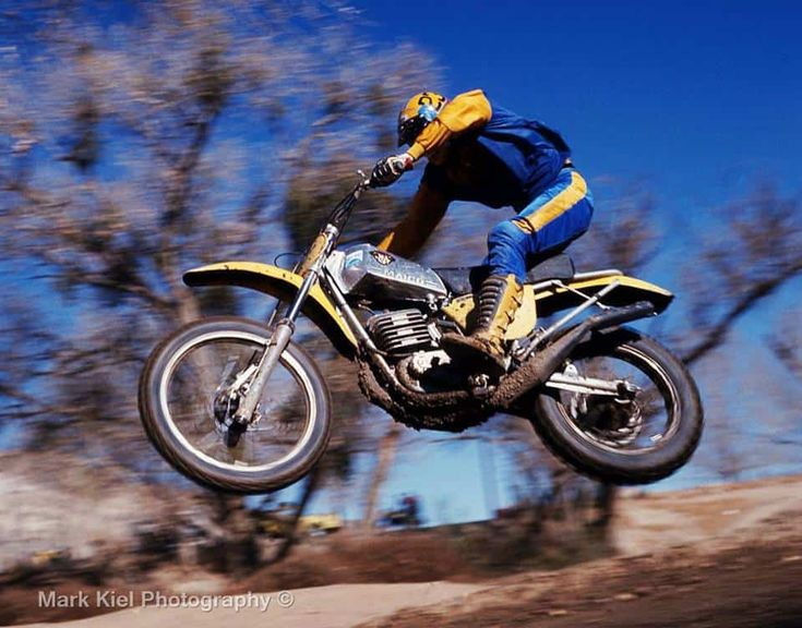 Gaylon Mosier via Dirt Bike Magazine