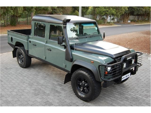 super clean 2012 land rover defender 130 puma double cab lwb durbanville gumtree south. Black Bedroom Furniture Sets. Home Design Ideas