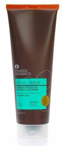 Pangea Organics Facial Mask Japanese Matcha Tea With Acai and Gojo Berry -- 4 fl oz by Pangea Organics. $27.99. Always: Nurturing Handcrafted Organic Fair Trade (whenever possible)Cruelty-Free Never: PetroleumSulfates or DetergentsSynthetic PreservativesArtificial colors or Fragrances GMOs Do everthing. All at once. These super ingredients deep-cleanse, detoxify, exfoliate, tone, hydrate, stimulate collagen, regenerate skin cells, prevent wrinkles, nourish, prot...