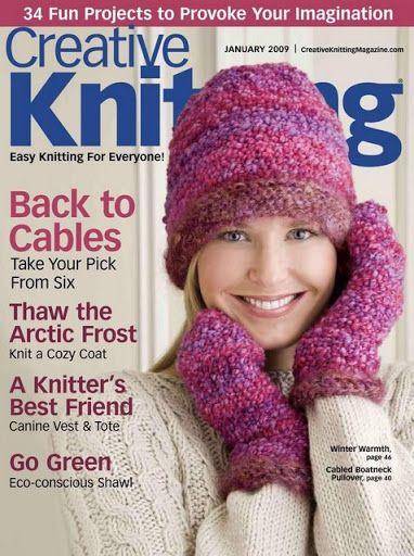 Creative Knitting 1 2009