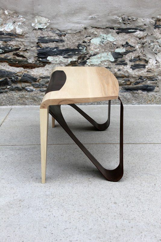 Minimalist And Unusual Furniture Of Various Types Of Wood | DigsDigs