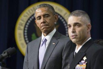 Obama Anuncia Retiro De Militares En Africa Occidental Para Combatir El Ébola