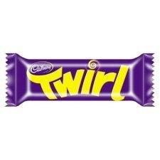 Cadbury Twirl 2 Fingers Milk Chocolate - Pack of 6