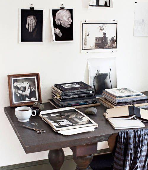 Studio in bianco e nero