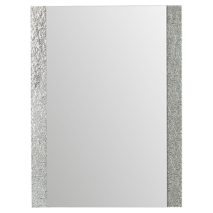 Wade Logan Longwell Green Frameless Wall Mirror