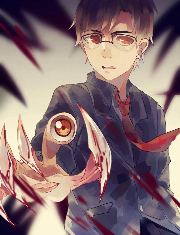 Kiseijuu: Sei no Kakuritsu (Parasyte -the maximum-) i'm hooked! Cant wait for the next episode