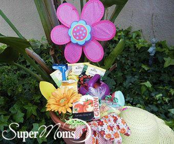 Green Thumb Easter Basket - The Green Thumb Easter Basket is your best bet for aspiring little gardeners!