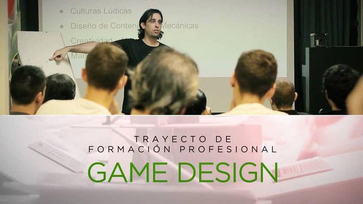Game Design - Trayecto de Formación Profesional - Image Campus
