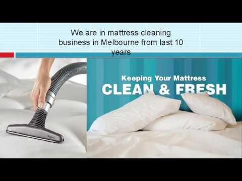 We At Deluxe Mattress Cleaning Melbourne Help You Get Rid Of All These Diseases With Just