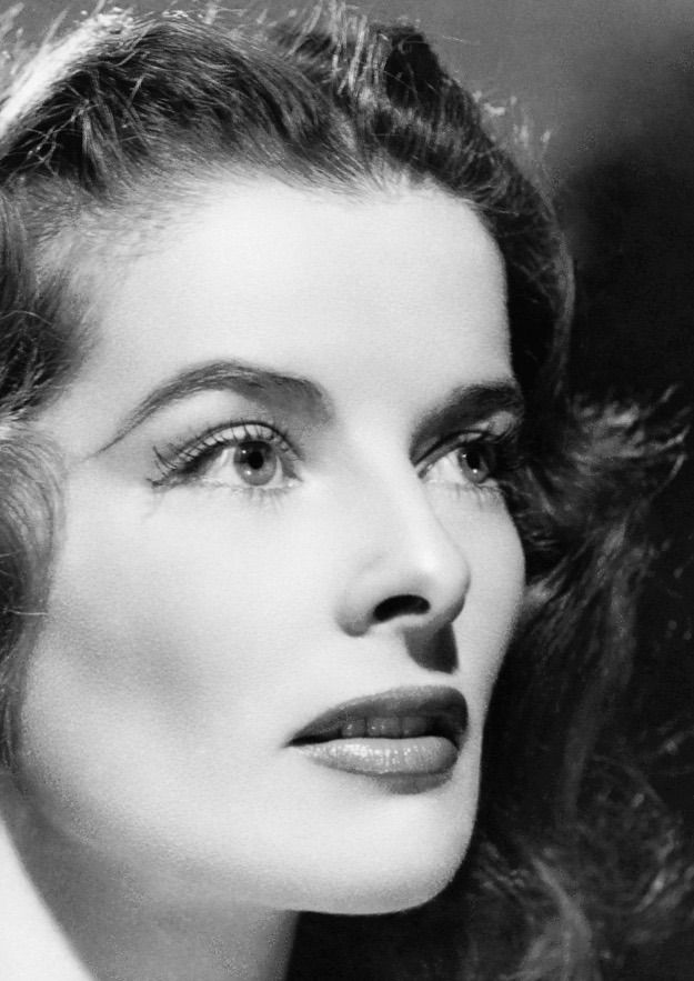 """summers-in-hollywood: """"Katharine Hepburn in close-up, 1941 """""""