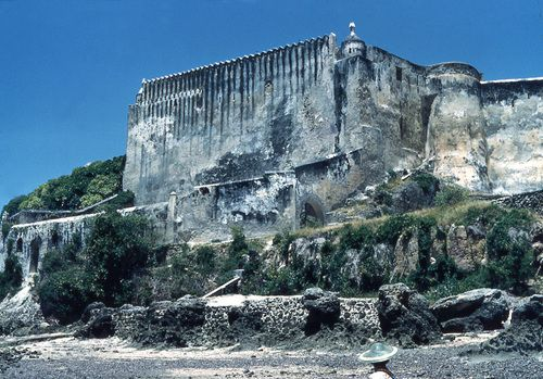Fort Jesus, Mombasa, Kenya