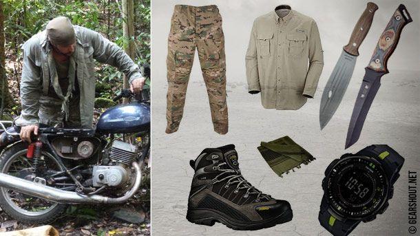Обзор одежды и снаряжения в передаче Dual Survival. Часть четырнадцатая