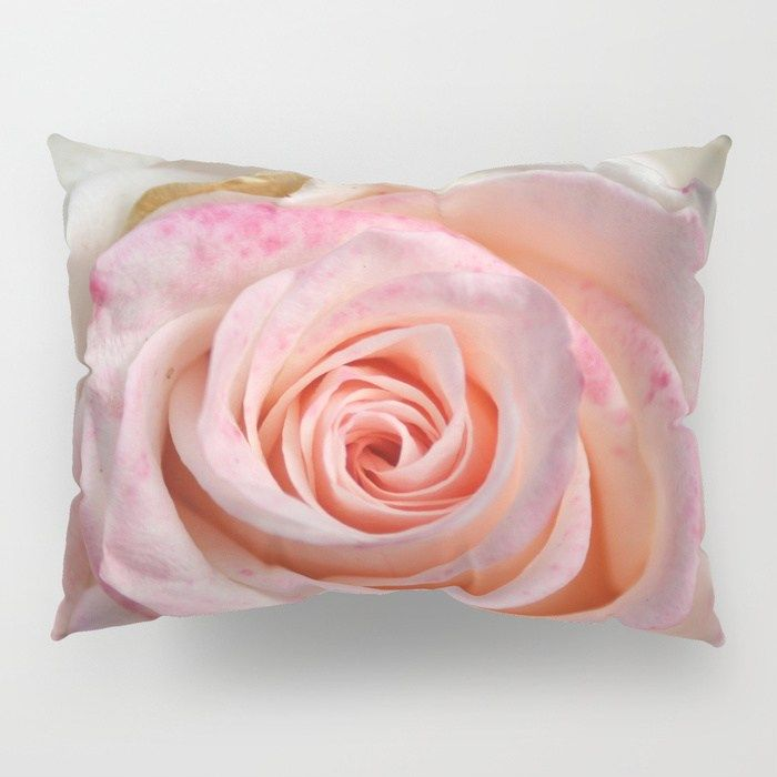 Buy Pink Summer Rose Macro Pillow Sham By Annaki Worldwide Shipping Available At Society6 Com Just One Of Million Flower Close Up Summer Rose Daffodil Flower