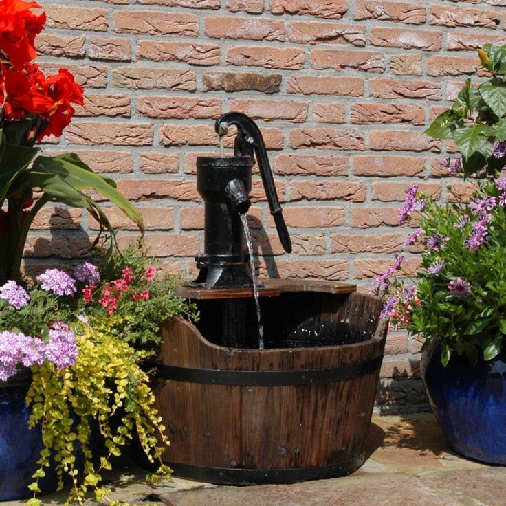 65 best Fontaines de jardin images on Pinterest | Garden fountains ...