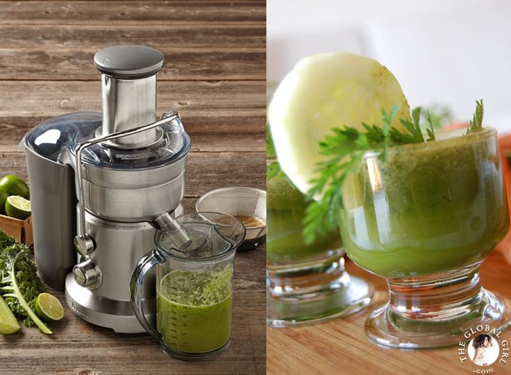 Juice green juicer mean