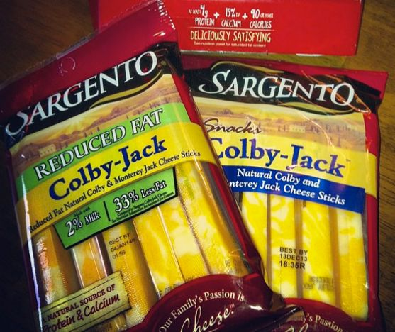At 90 calories a piece, loaded with protein, cheese sticks really are an awesome snack. I love Sargento because it tastes like CHEESE not CHEESE FOOD. #chooseSargentoChees @Sarah King Cheese @Influenster  *Full disclosure: I received free product in return for this review, though I must admit, I'm addicted and have added it permanently to my grocery list.