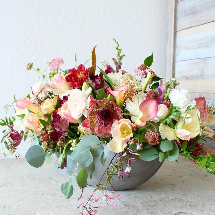 Floral centerpiece, flower arrangements