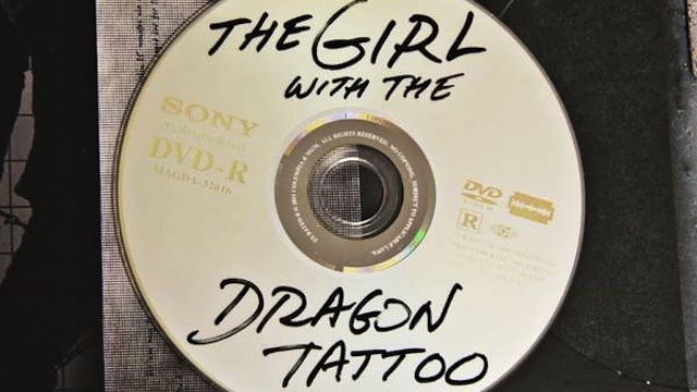 Girls with the Dragon Tattoo official DVDFilm, Discs, Girls Generation, Art, Dragon Tattoos, Movie, Dvd Design, Dragons Tattoo, Sony Pictures
