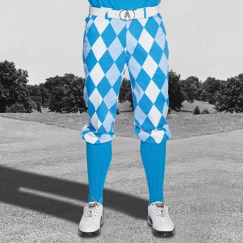 Royal & Awesome Mens Golf Knickers - Old Toms at InTheHoleGolf.com