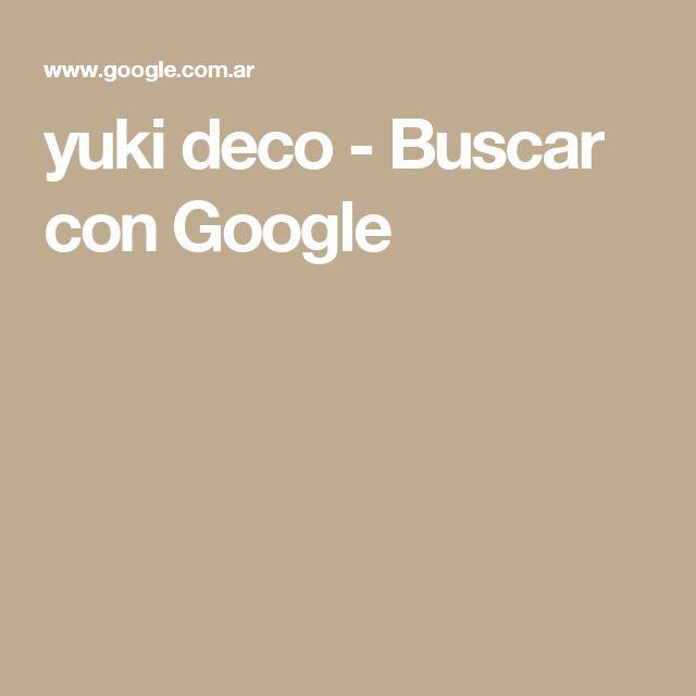 yuki deco - Buscar con Google