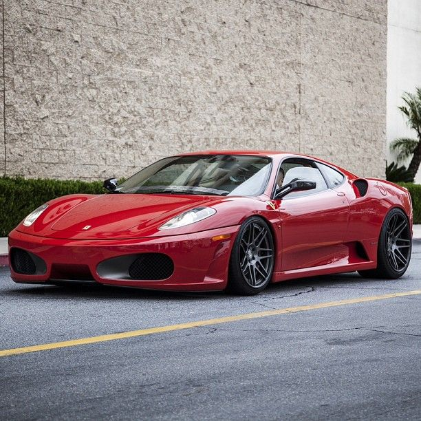 The awesome Ferrari F430. This or the Italia?