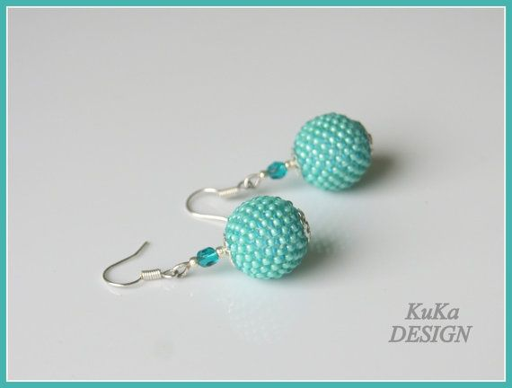 earrings Mint Dreams