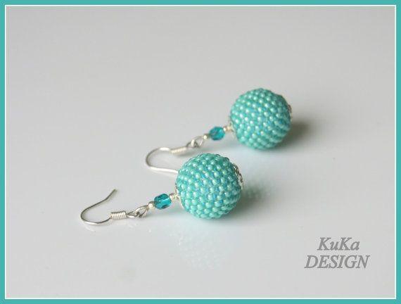 earrings Mint Dreams