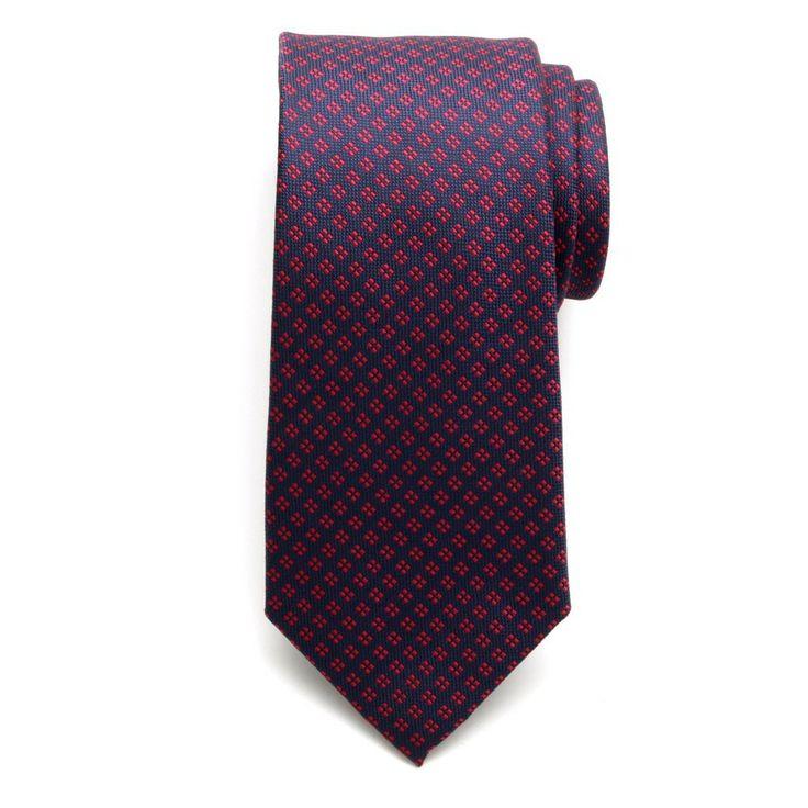 Krawat microfibra (wzór 764) #krawat #moda #willsoor