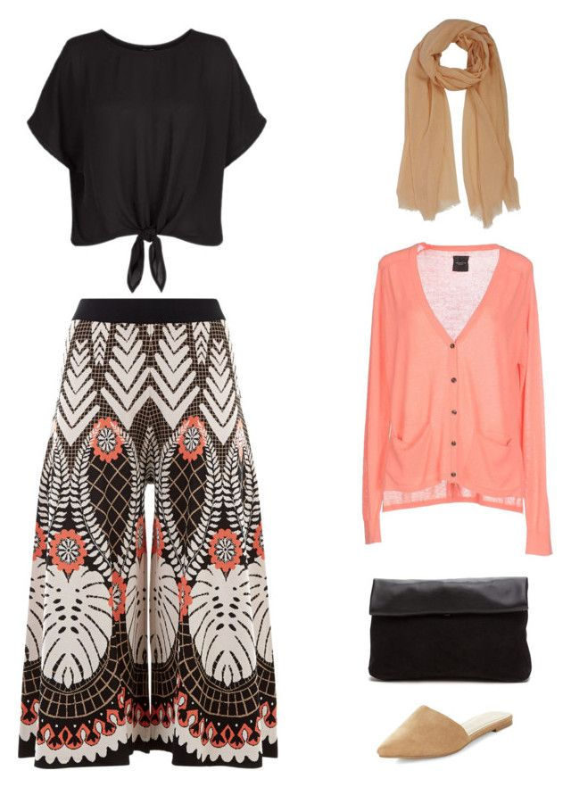 """Untitled #75"" by priliscaa on Polyvore featuring Temperley London, New Look and SELECTED"