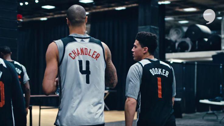 Rookie/Vet: Tyson Chandler x Devin Booker (Episode 1)