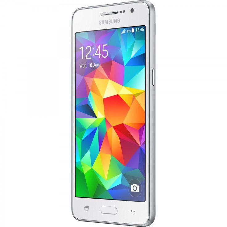 Smartphone Samsung Galaxy Grand Prime 8Gb 4G White - Neoplaza.ro