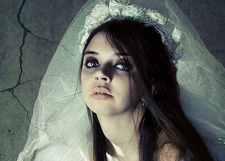 костюм мертвой невесты