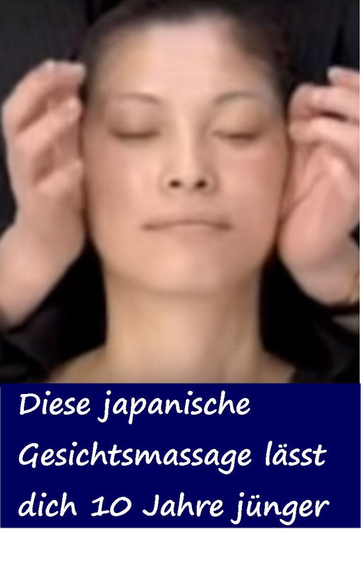 Diese japanische Gesichtsmassage lässt dich 10 Jahre jünger aussehen in 2 Woch…
