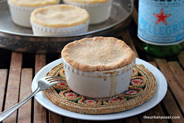Grain Free Chicken Pot Pie (GAPS, Paleo, Dairy Free