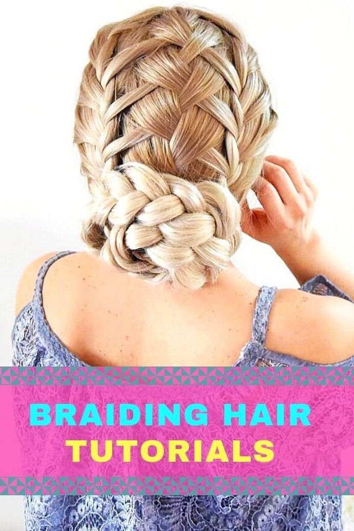 Pin By Wen Manterola Zunda On Fringed In 2020 Hair Styles Braiding Your Own Hair Diy Hairstyles