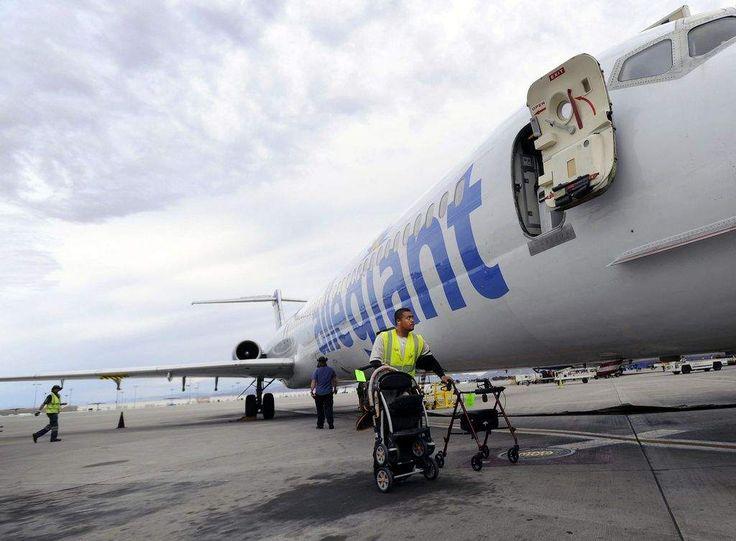 Allegiant Air adds two Florida destinations from Stewart