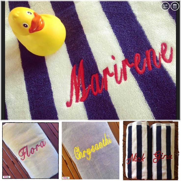 Summer with Melisway! Δημιουργήστε τη δική σας πετσέτα για τη θάλασσα!!! #CforCrafts_summer