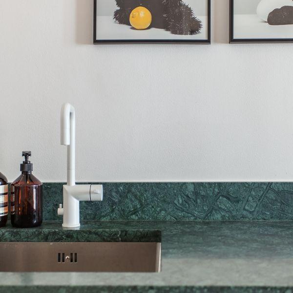 Verde Guatemala – grön marmor