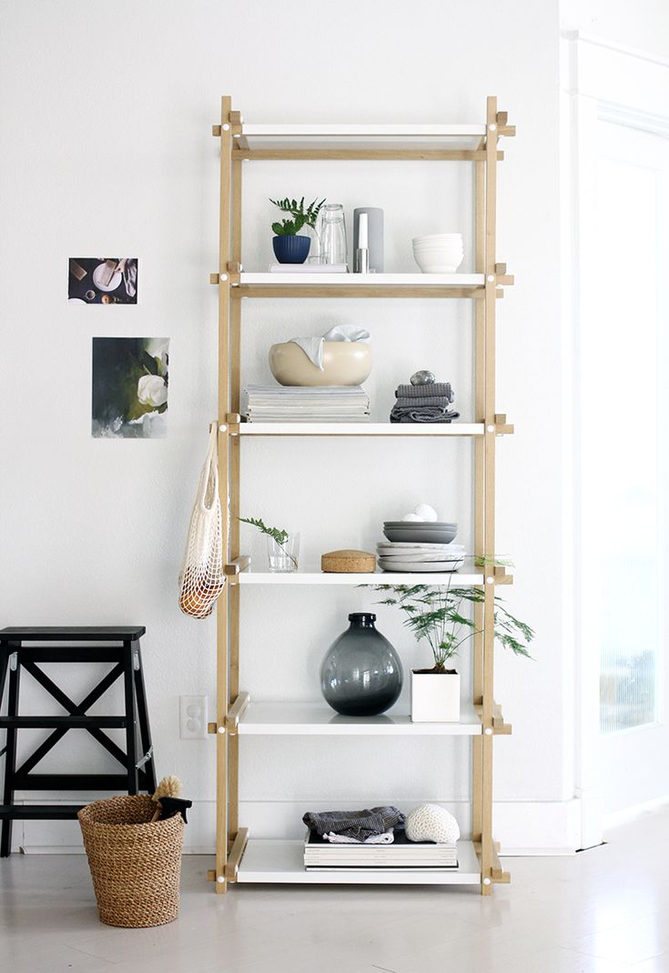styling a bookshelf with @targetstyle | AMM blog