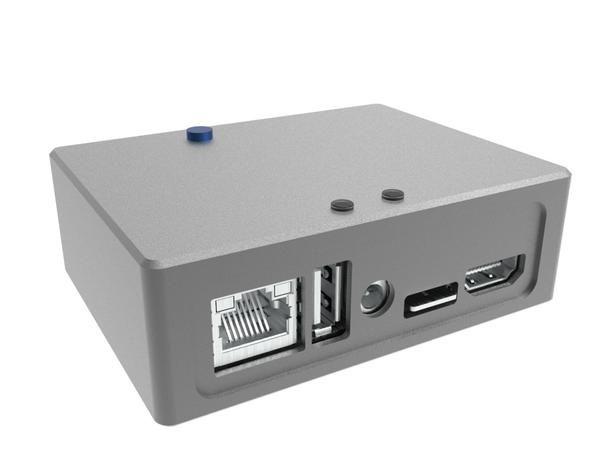 KKSB ODROID-XU4 Metal Case
