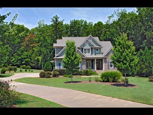 Affordable Luxury Reynolds Plantation Homes Pinterest